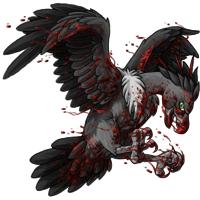 Fester bloodred