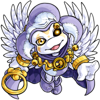 Warador angelic