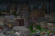 Rainy centropolis