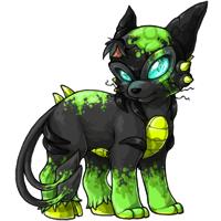 Darkonite nuclear