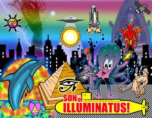 Son of Illuminatus!