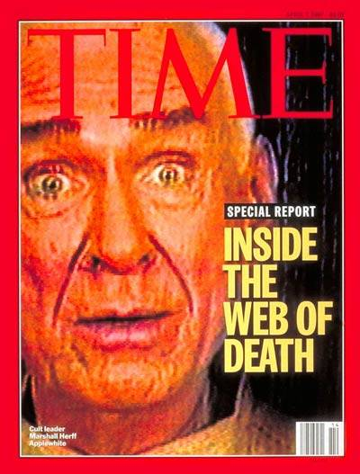 Heven's Gate Time Magazine cover