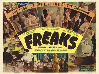 Freaks (1932) Full movie