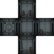 Storage unit 33 2 map