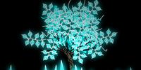 Fluorescent plants