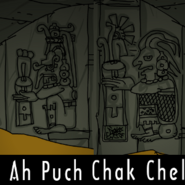 Ah Puch and Chak Chel