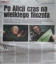 Mateusz Skutnik newspaper