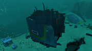 Sparse Reef Wreck