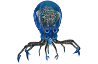 Crabsquid backgroundless