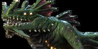 Морской дракон-левиафан