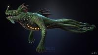 Seadragonmodel