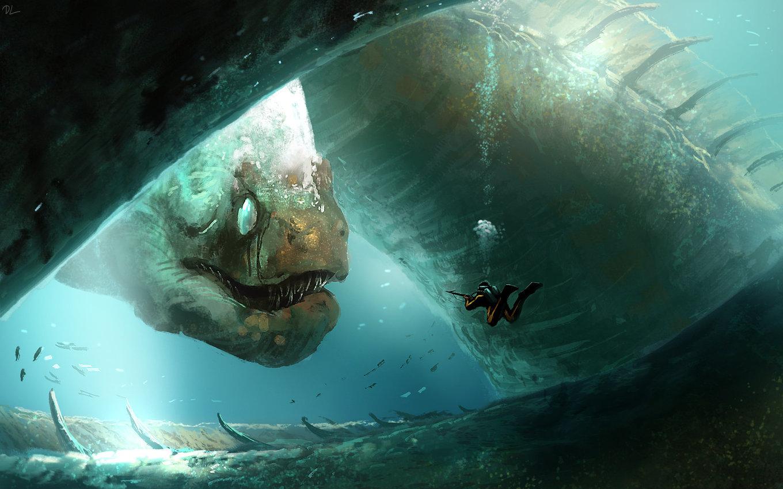 Image - Last Leviathtan.jpg | Subnautica Wiki | Fandom powered by ...