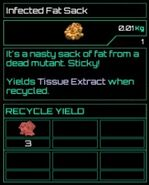 Infected Fat Sack