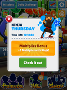 NinjaThursday