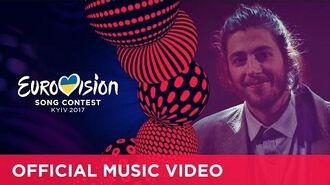 Salvador Sobral - Amar Pelos Dois (Portugal) Eurovision 2017 - Official Music Video