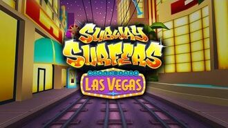 Subway Surfers World Tour - Las Vegas