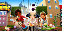Subway Surfers World Tour: Paris 2015
