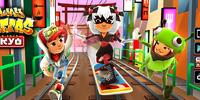 Subway Surfers World Tour: Tokyo 2015
