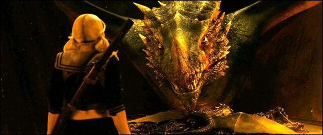 File:The dragon staring at Babydoll.jpg