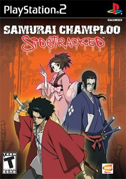 File:Samurai Champloo - Sidetracked Coverart.png