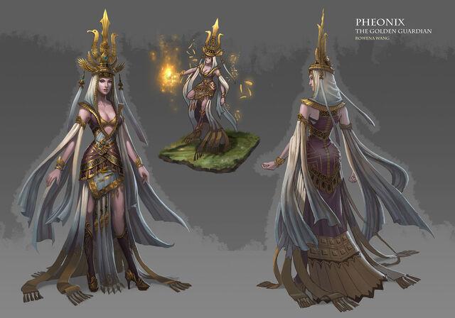 File:Phoenix the Golden Guardian (Rowena Wang).jpg