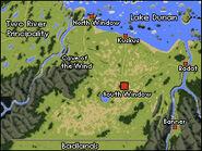 South Window map