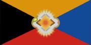 Flag of Loyalist Army