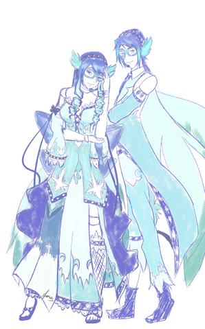 File:Suishou Suine & Shō Suine (Request to Kai-chan47).png