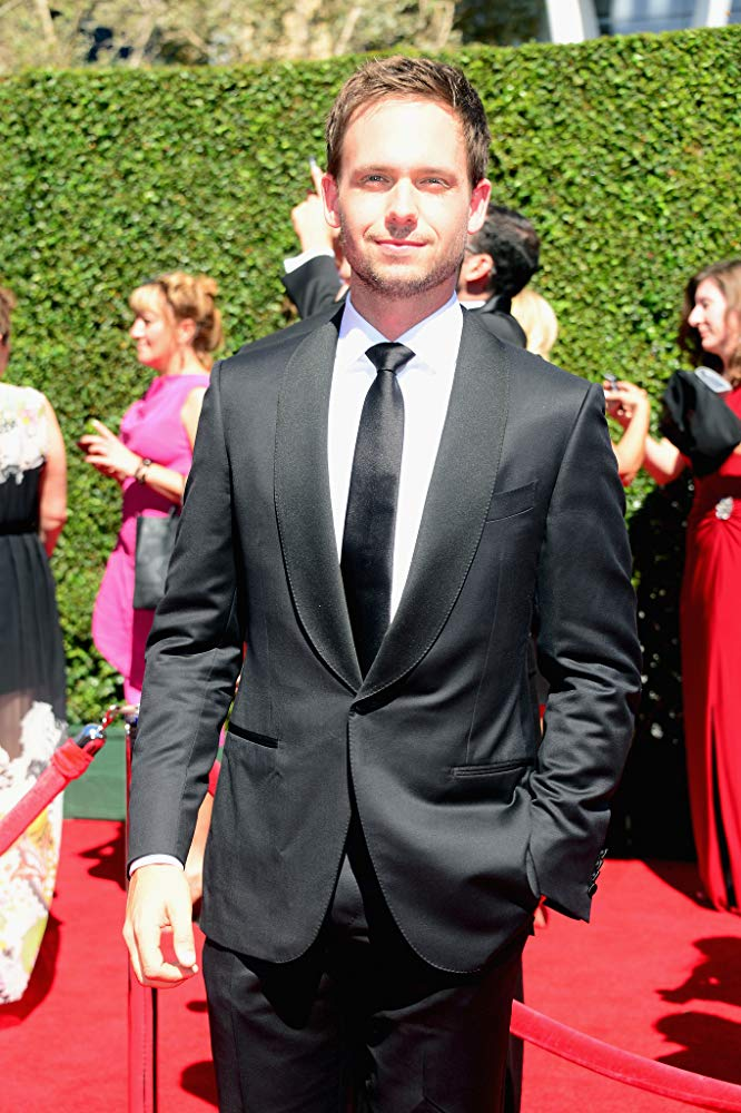 Suits Patrick J Adams