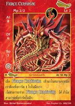 Fierce Centipede