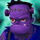 Frankenstein (Dark) Icon