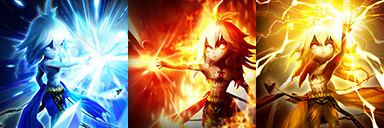 Homunculus - Fire, Wind, Water