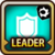 Leader Skill Defense (Low) Light Icon