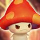 Mushroom (Fire) Icon