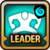 Leader Skill Resistance (Low) Water Icon