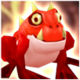 Horned Frog (Fire) Icon
