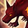 Hellhound (Fire) Icon