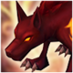 Hellhound (Fire) Icon