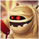 Mummy (Fire) Icon