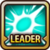 Leader Skill Critical Rate (Low) Icon