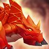 Salamander (Fire) Icon