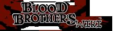 Blood Brothers wordmark