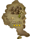 Mt. Siz Map