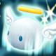 White Angelmon Icon