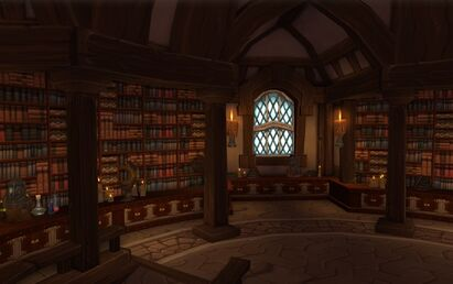 Mage Tower Library