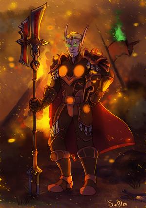 Lethoren Dragonseeker By Sir Meo