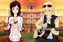 Blake and Aria - First Meeting