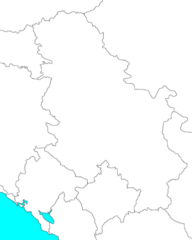 File:Blank map of Serbia.png