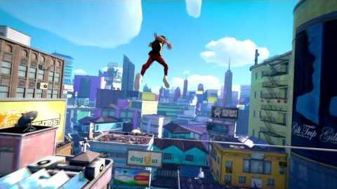 Sunset Overdrive E3 Teaser