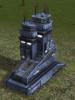 Black sun tower